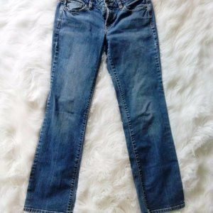 Ann Taylor LOFT Original Boot Cut Denim Jeans